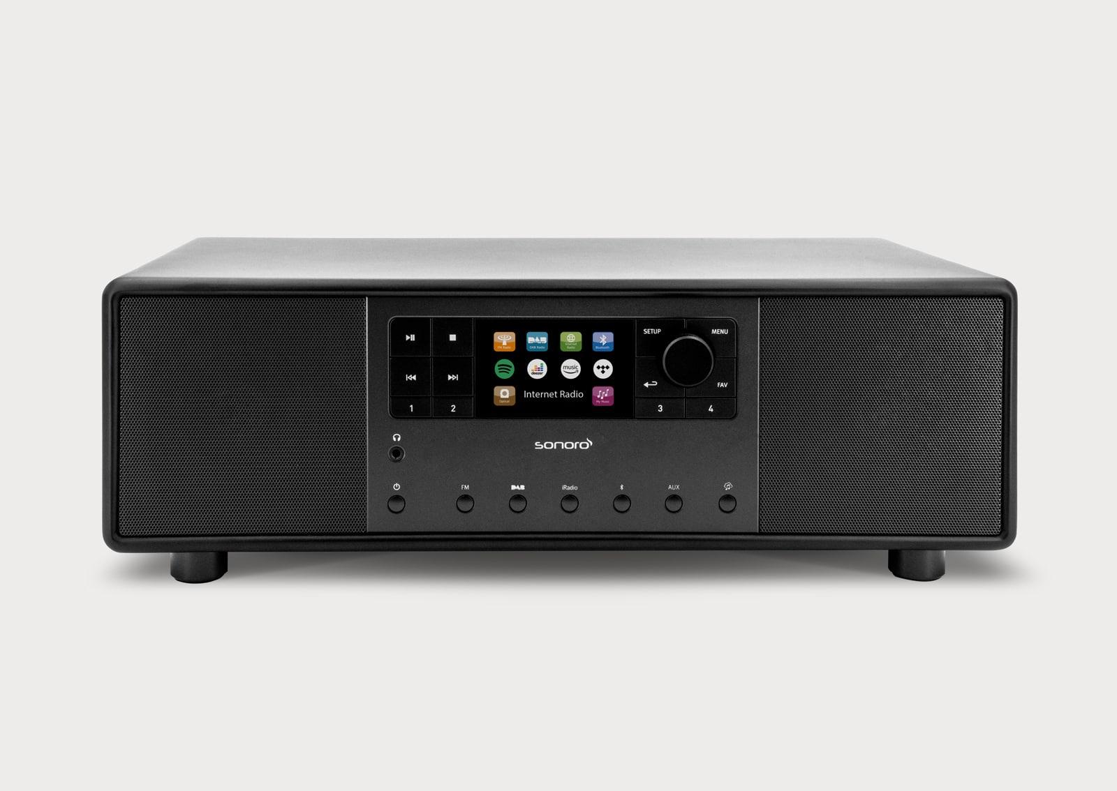 Produktbild PRIMUS – sonoro Audiosysteme