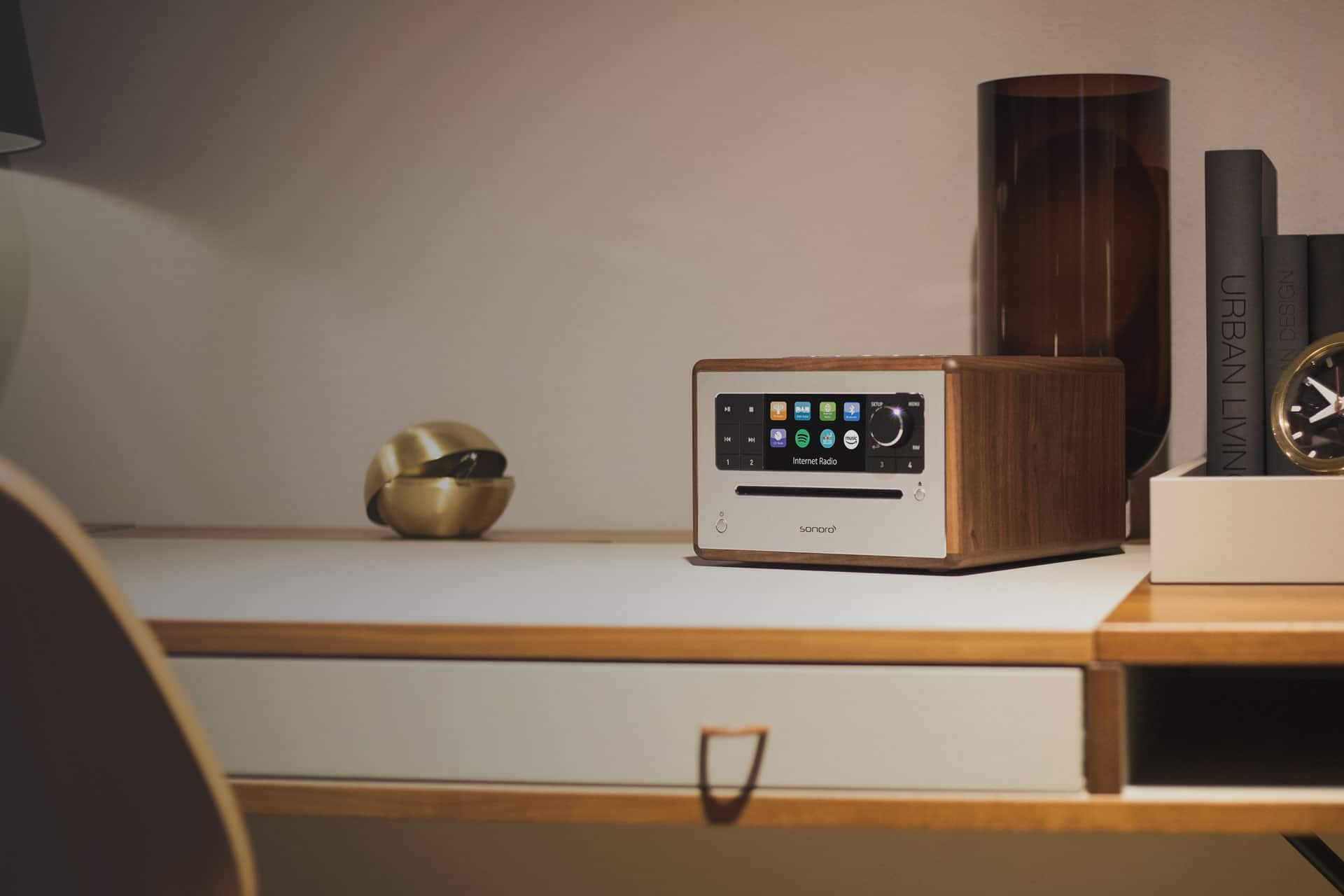 Imagebild PRESTIGE – sonoro Audiosysteme