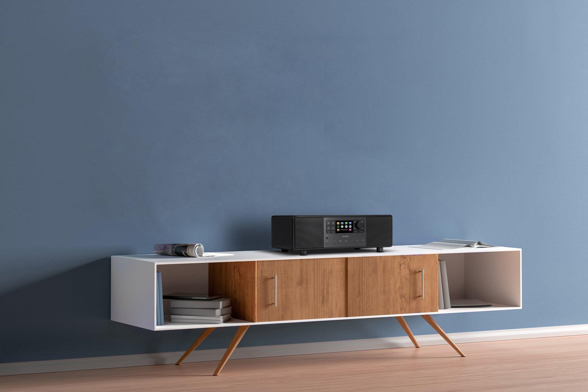 Imagebild PRIMUS – sonoro Audiosysteme