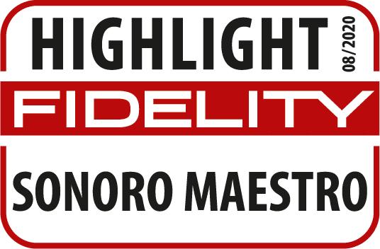 Awards von MAESTRO sonoro