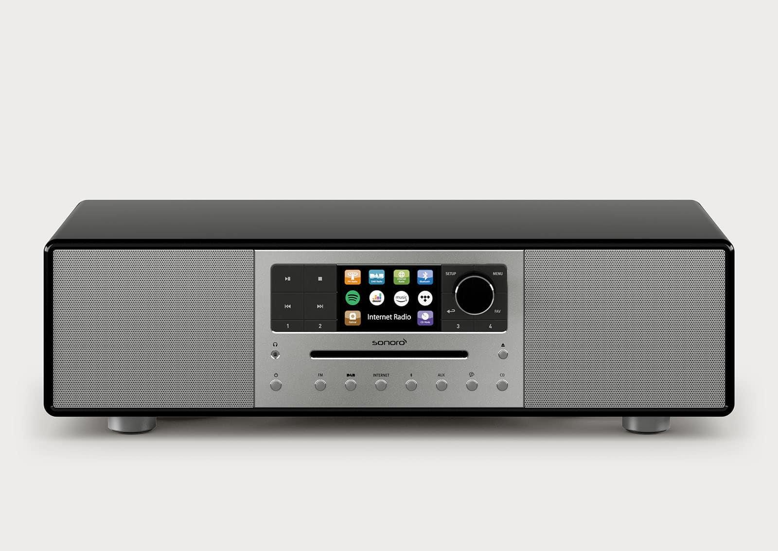 Produktbild MEISTERSTÜCK – sonoro Audiosysteme