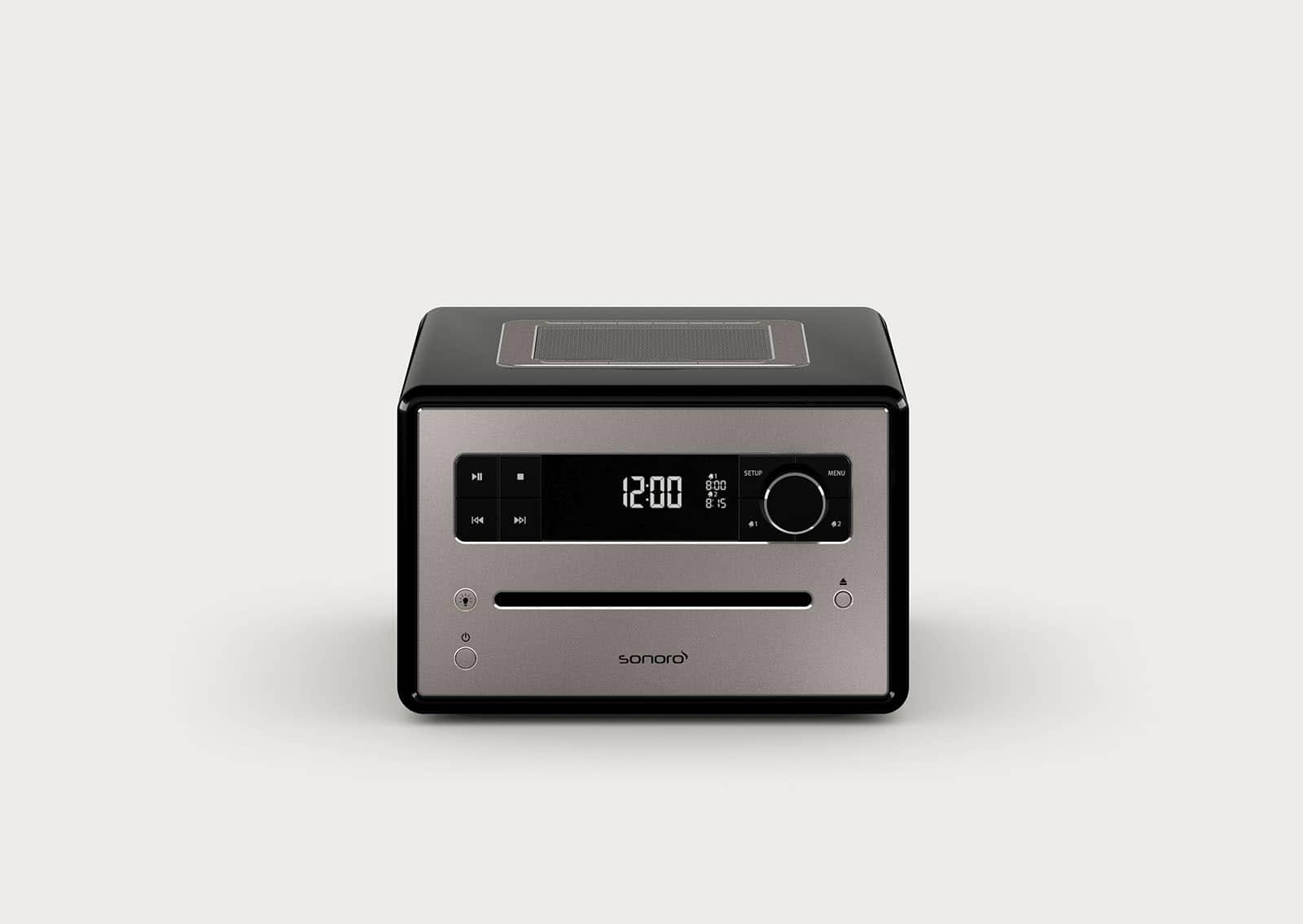 Produktbild QUBO + LIGHT – sonoro Audiosysteme