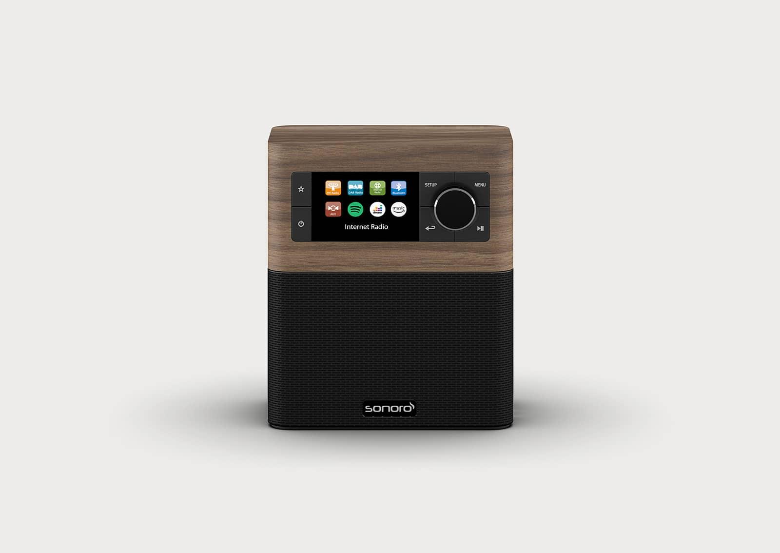 Produktbild STREAM – sonoro Audiosysteme