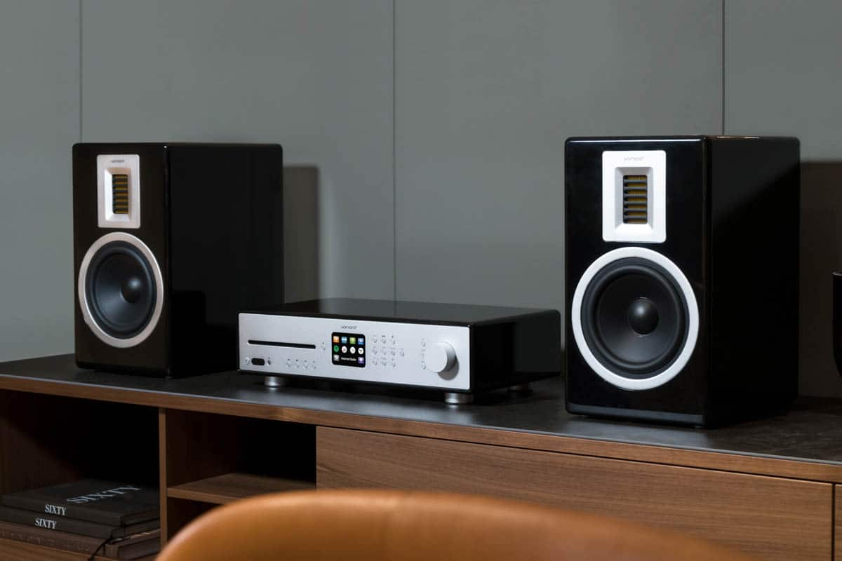 Imagebild MAESTRO – sonoro Audiosysteme