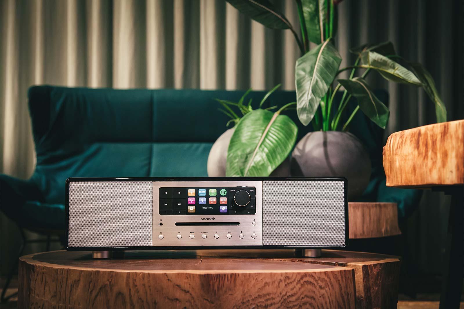Imagebild MEISTERSTÜCK – sonoro Audiosysteme