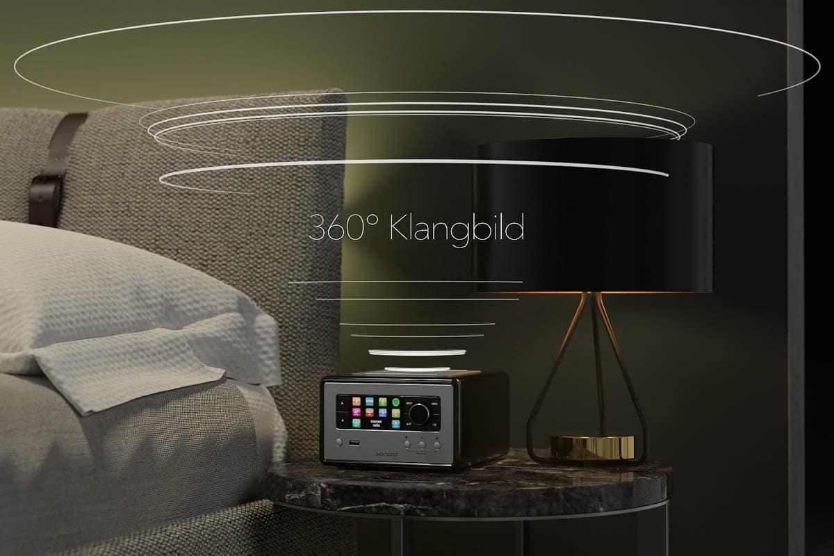 Imagebild RELAX – sonoro Audiosysteme