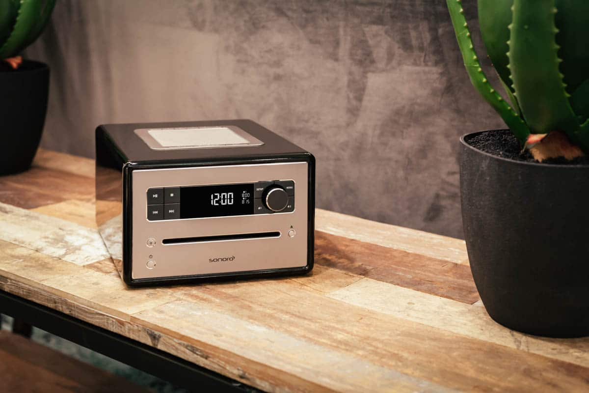 Imagebild QUBO + LIGHT – sonoro Audiosysteme