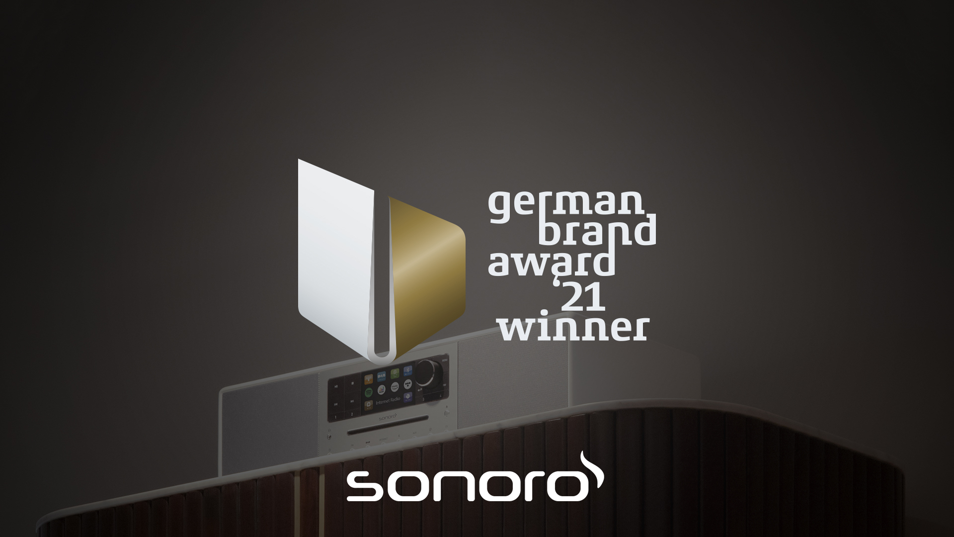 """Featured image for """"German Brand Award 2021: sonoro siegt in der Kategorie """"Excellent Brands – Consumer Electronics"""""""""""
